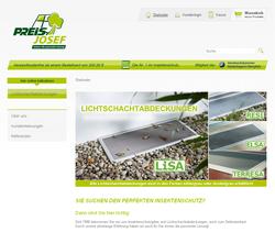 onlineshop von preis insektenschutz in perkam fertiggestellt. Black Bedroom Furniture Sets. Home Design Ideas